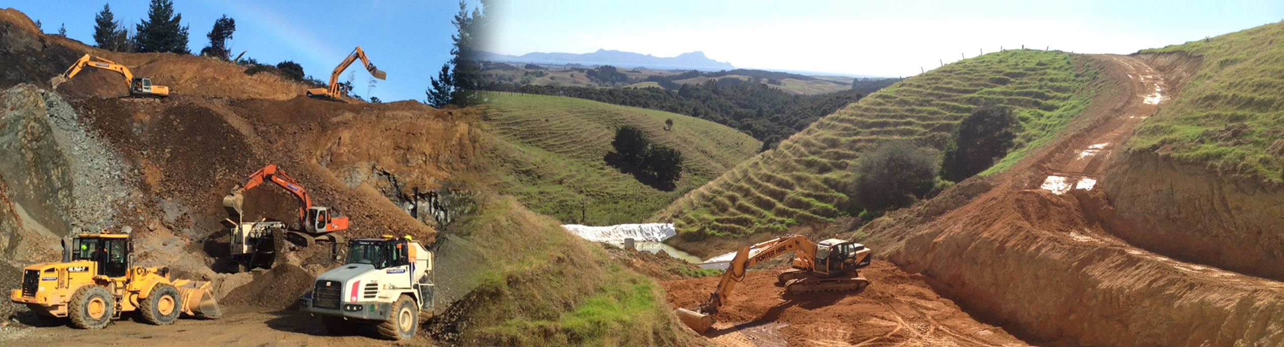Clements Contractors LTD - landscaping rocks, clean topsoil, garden ...
