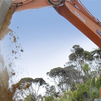 Earthworks Excavation in Whangarei